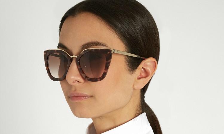 e25122bded PRADA 53SS 1AB6R2 - Sunglasses Online