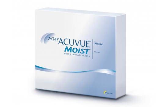 ACUVUE MOIST 1-DAY 90P