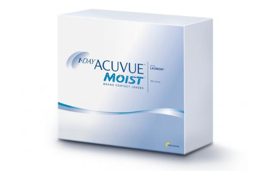 ACUVUE MOIST 1-DAY 180p