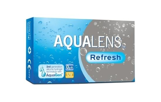 AQUALENS REFRESH 3P