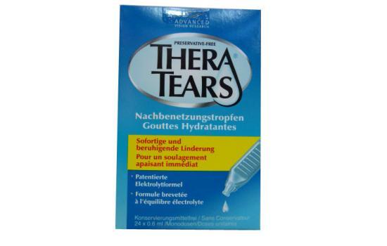 Thera Tears 24τμχ Χ 0.6ml