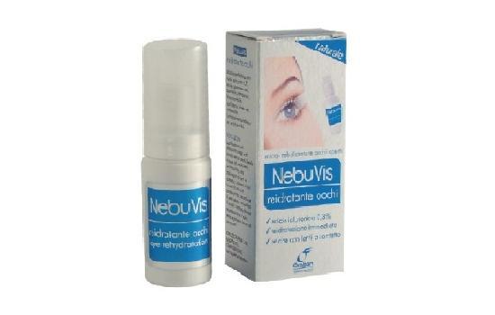 Nebuvis Eye Rehydratation 10ml
