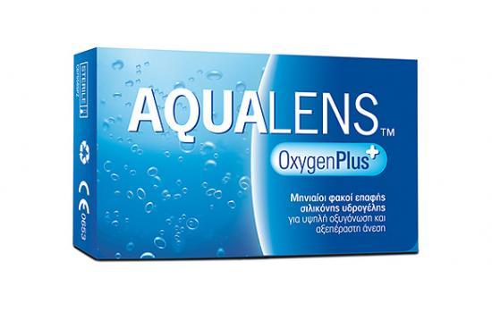 AQUALENS OXYGEN PLUS 3P