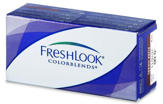 FRESHLOOK COLORBLENDS 2P