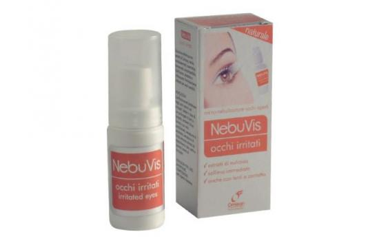 Nebuvis Irritated Eyes 10ml