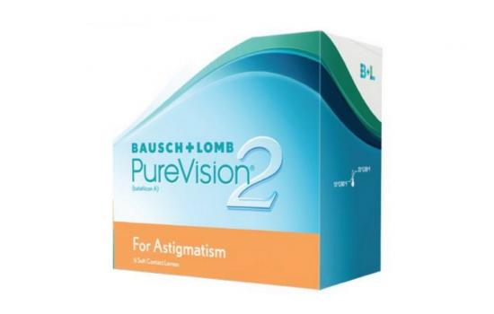 PUREVISION 2HD 6P FOR ASTIGMATISM