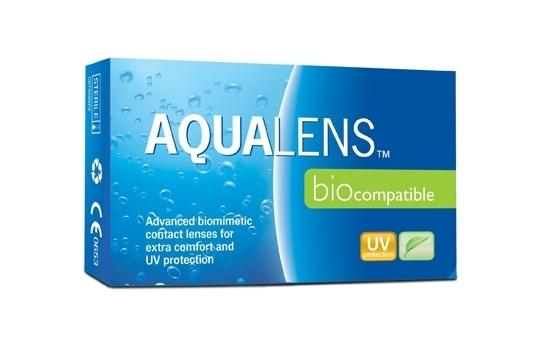AQUALENS BIOCOMPATIBLE 3P