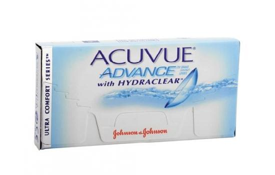 ACUVUE ADVANCE 6P