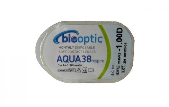 BIOOPTIC 38 AQUA UV (ένας φακός)