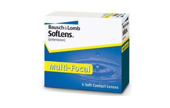 SOFLENS MULTIFOCAL 6P