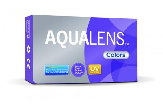 AQUALENS COLORS 2P