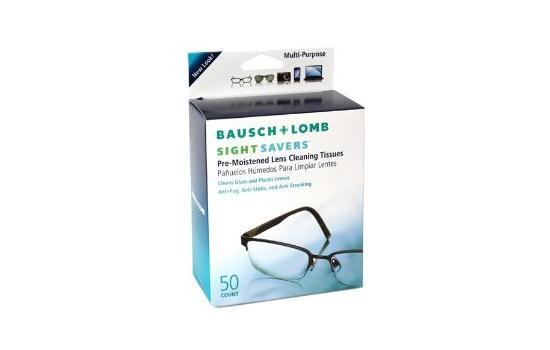 Sight Savers (υγρά μαντιλάκια καθαρισμού)