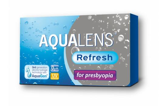 AQUALENS REFRESH FOR PRESBYOPIA 3P