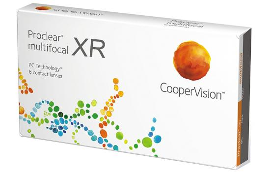 PROCLEAR MULTIFOCAL XR 3p