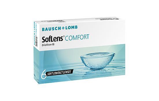 SOFLENS COMFORT 6p