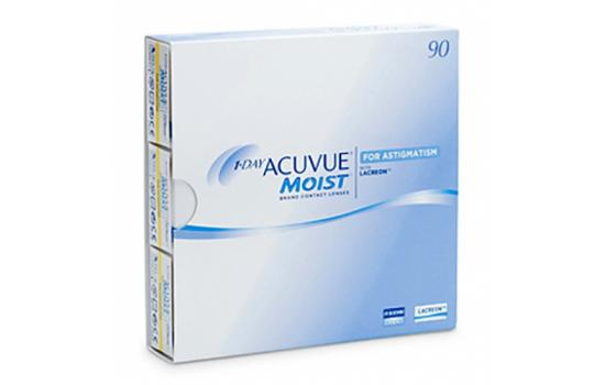 ACUVUE MOIST 1-DAY ASTIGMATISM 90P