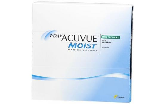 ACUVUE MOIST 1DAY MULTIFOCAL 90p