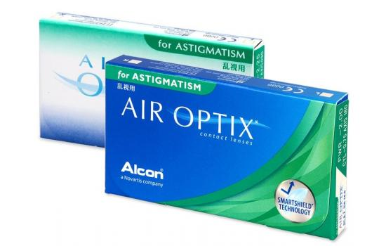 AIR OPTIX 6P ASTIGMATISM