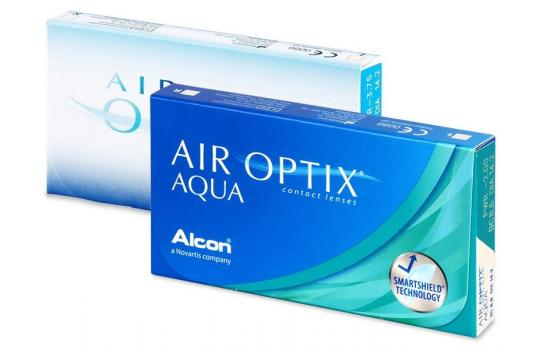 AIR OPTIX AQUA 6P