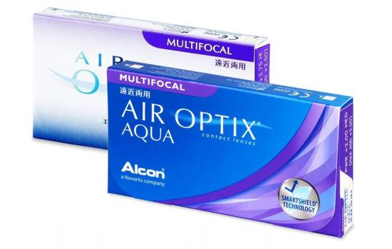 AIR OPTIX AQUA MULTIFOCAL 6P