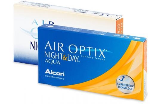 AIR OPTIX NIGHT & DAY 6P