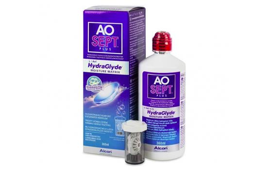 AOSEPT PLUS HYDRAGLYDE 360 ml