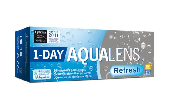 AQUALENS REFRESH 1DAY 30p