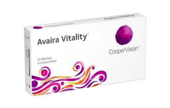 AVAIRA VITALITY 6P
