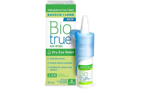 Biotrue Eye Drops 10ml