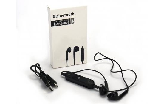 BLUETOOTH WIRELESS MUSIC EARBUNDS
