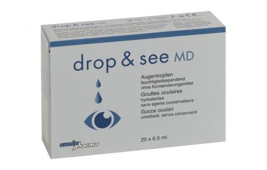 CONTOPHARMA DROP & SEE 20x0.5ML