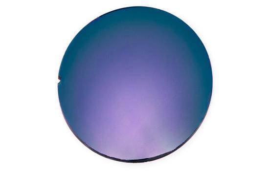 CR39 MILKY BLUE MIRROR