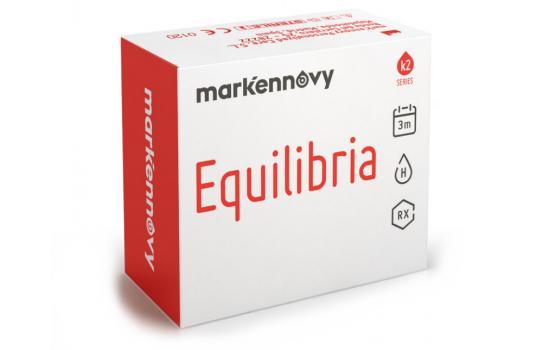 EQUILIBRIA TORIC MULTIFOCAL 2p