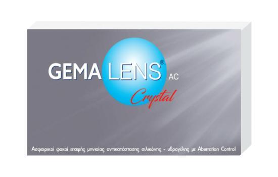 GEMALENS CRYSTAL 3p
