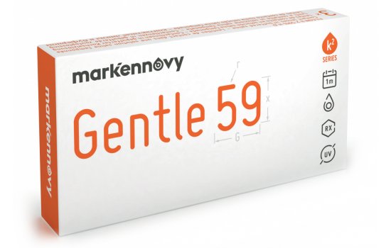 GENTLE 59 MULTIFOCAL 3p