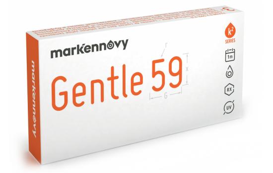 GENTLE 59 TORIC 3p