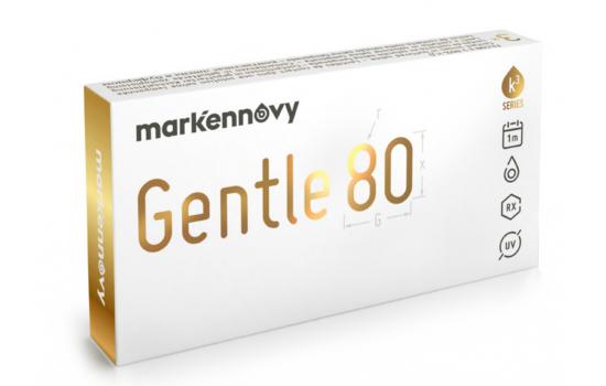 GENTLE 80 MULTIFOCAL 3p
