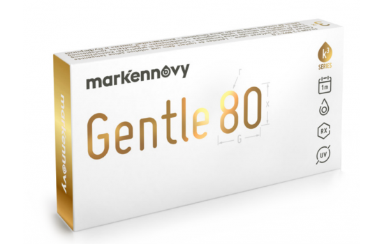 GENTLE 80 TORIC MULTIFOCAL 3p
