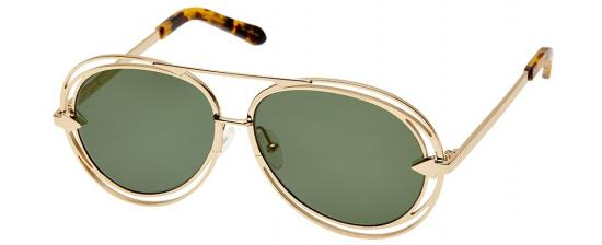 KAREN WALKER JACQUES/GOLD