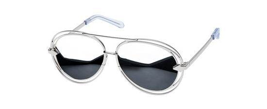 KAREN WALKER JACQUES/SILVER