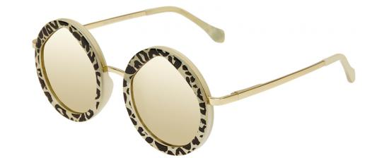 LE SPECS HEY YEH/LEOPARD-GOLD