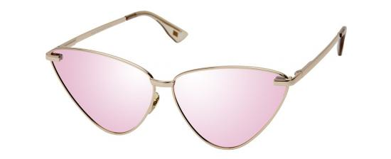 LE SPECS NERO/ROSE-GOLD