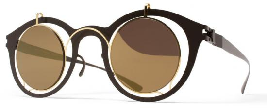 MYKITA BRADFIELD/GOLD-TERRA