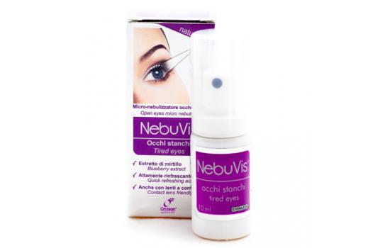 Nebuvis Tired Eyes