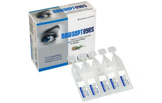 NEWSEPT EYES 30*0,5ml