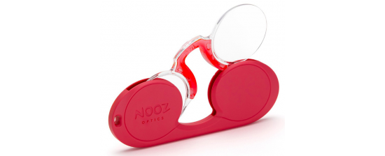 NOOZ OPTICS OVAL/TOMATO