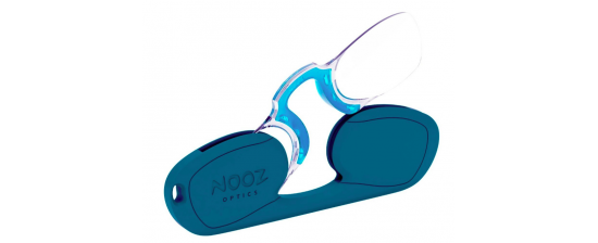 NOOZ OPTICS RECTANGULAR/BLUE COBALT
