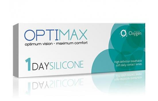 OPTIMAX 1DAY SILICONE