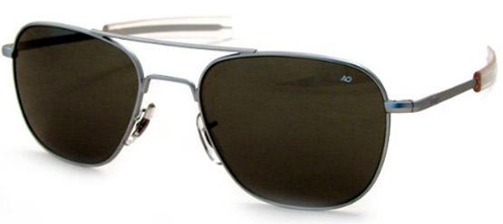 bce797dcac AMERICAN OPTICAL PILOT SILVER - Γυαλιά ηλίου