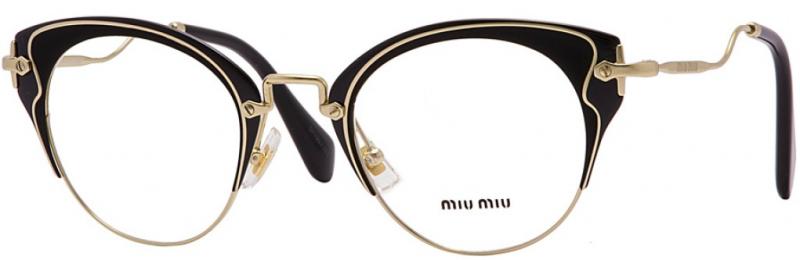 8763c2b165c MIU MIU 52PV 1AB1O1 - Prescription Glasses Online